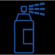 Aérosols et produits chimiques